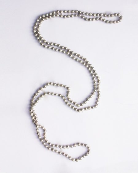 Freshwater Grey Pearl Necklace