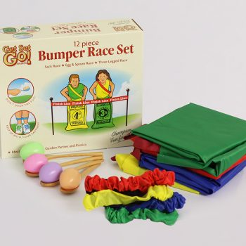 Nostalgic Bumper Games Box