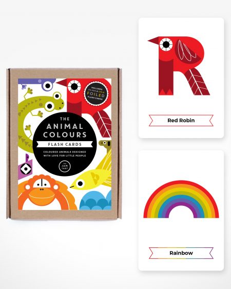 Flash Cards – Learn Colours