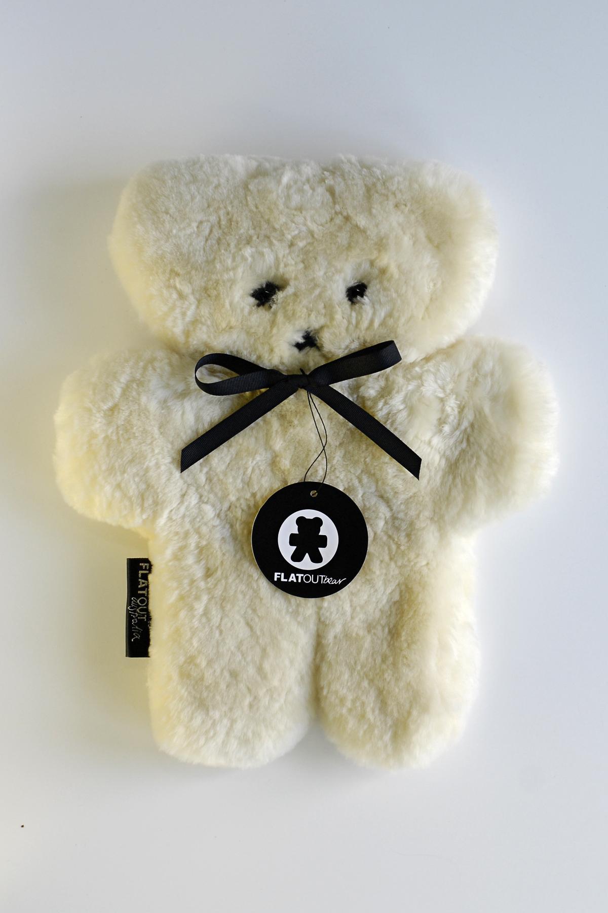 flat out bear milk 100 sheepskin teddy have a mooch