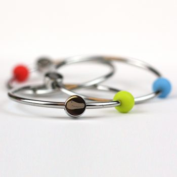 Yummirings, Stainless Steel and Silicone Teething Toy