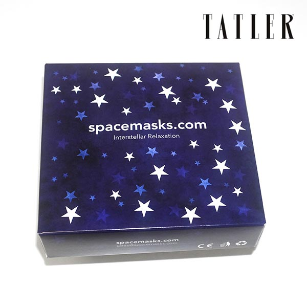 Box of Spacemask eye masks