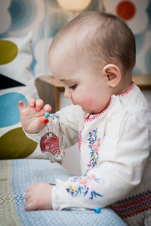 YummiKeys Teething Toy
