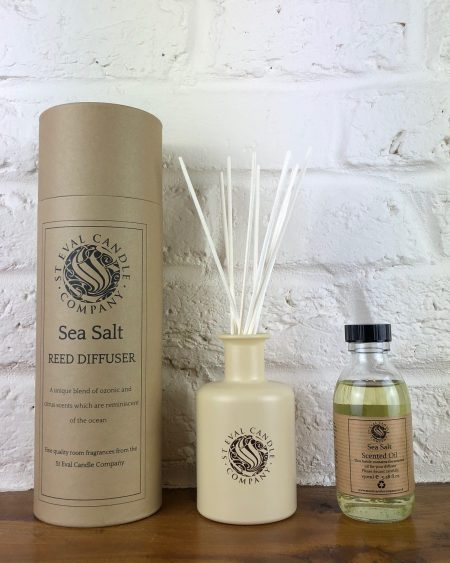 St Eval Sea Salt Reed Diffuser