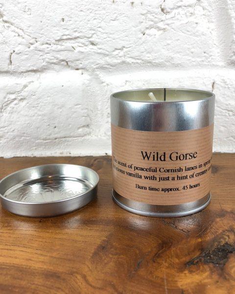 St Eval Candle Tin – Wild Gorse