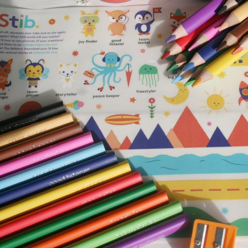 pencils, jumbo pencils, colouring pencils, stib, inspirational quotes, colouring pencils, large, jumbo, jumbo easy grip childrens pencils