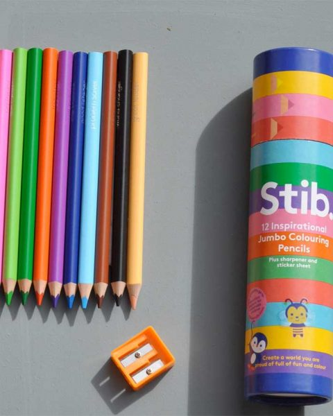 pencils, colouring pencils, childrens pencils, inspirational, creative pencils, childrens activities, embracing childhood, jumbo easy grip childrens pencils