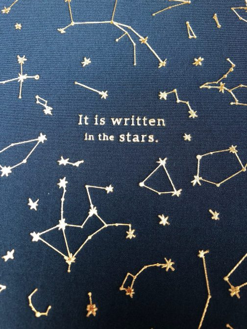 Its written in the stars