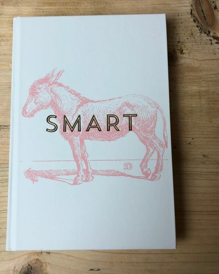 Smart Donkey Notebook / Journal – Hardcover