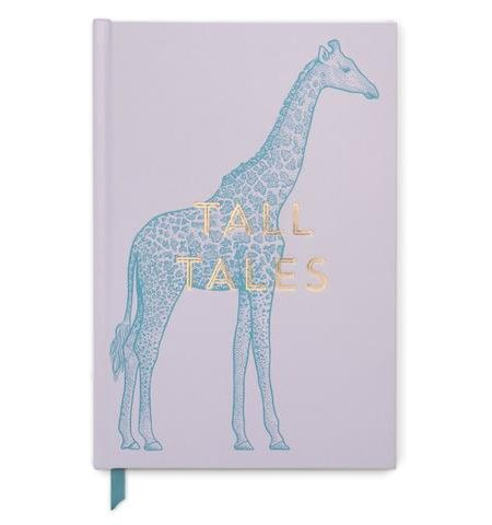 Tall Tales Giraffe Journal – Hardcover