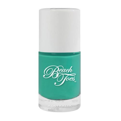 Caribbean Crush nail varnish bottle, nail polish by Beach Toes