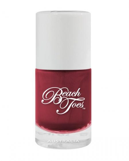 Beach Toes Nail Polish – Hot Summer Nights