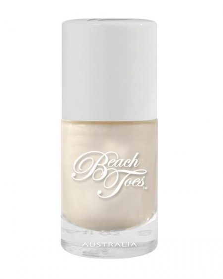 Beach Toes Nail Polish – Pearl Necklace