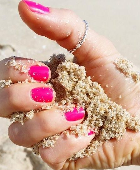 Beach Toes Nail Polish – Sunday Session