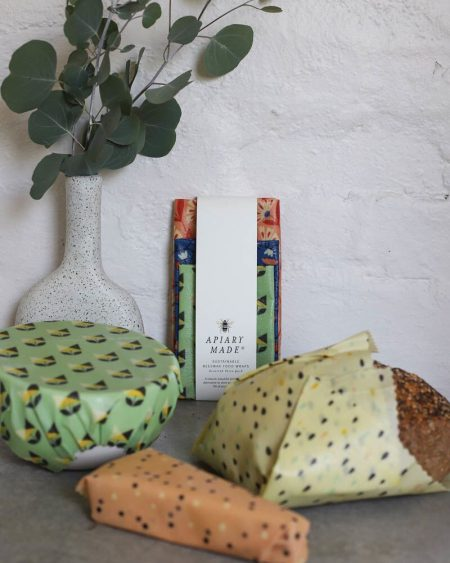 Variety Pack Beeswax Food Wraps