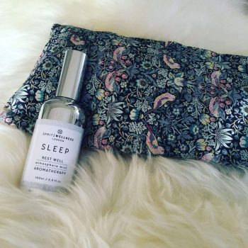 Liberty of London Heated Eye Pillow