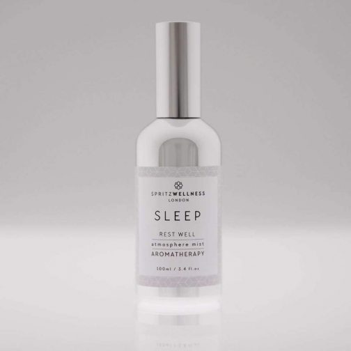 sleep mist, bedtime routine
