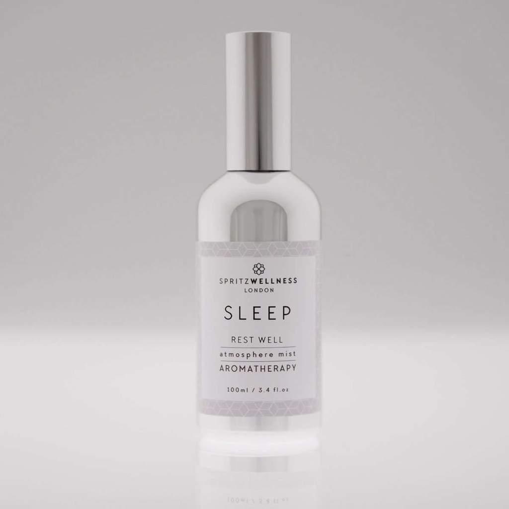 sleep mist, bedtime routine