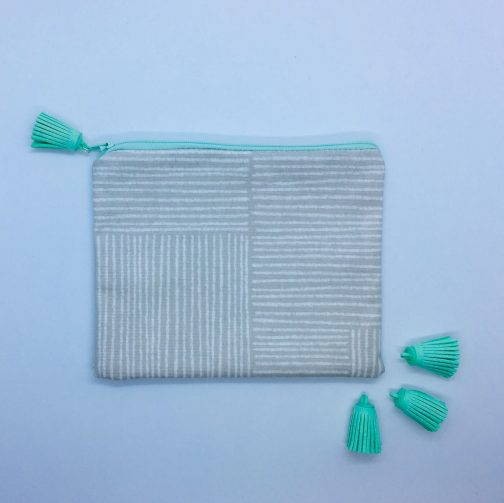 mint zip ouch pouch
