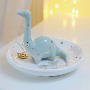 Dinosaur Trinket Dish