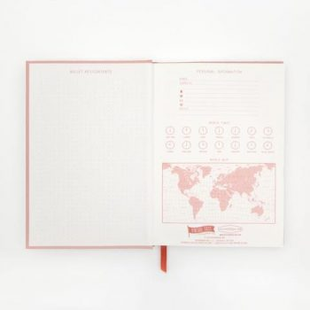 Forget It Hardcover journal / notebook