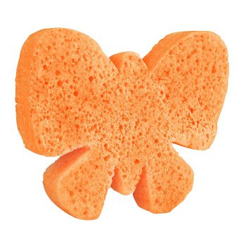 Childrens Sponge Animal by Spongelle – Butterfly