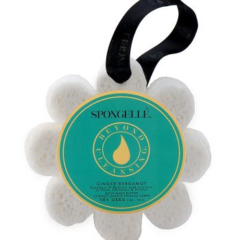 Spongelle Body Wash Infused Sponge – Beach Grass
