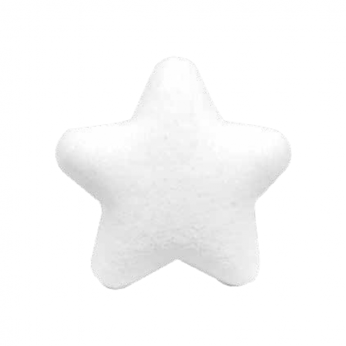 star shaped sponge