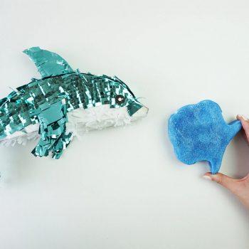 Children's Sponge Animal by Spongelle – Fish