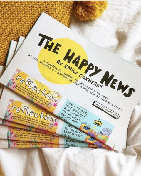 The Happy News Newspaper, Issue 15