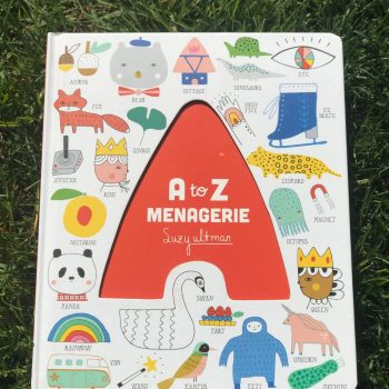 A to Z Menagerie – Alphabet Book