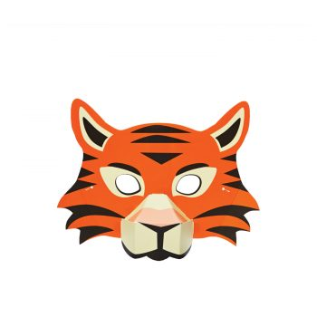 Create your own 3D Jungle Masks