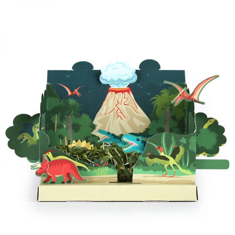 grow your own dinosaur garden