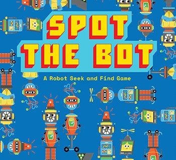 Spot the Bot Childrens Board Game