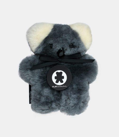 baby koala flat out bear