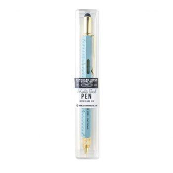 Blue Multi-Tool Stylus Pen