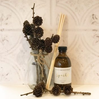 Sparkle, Winter Spice Christmas Diffuser by SevenSeventeen