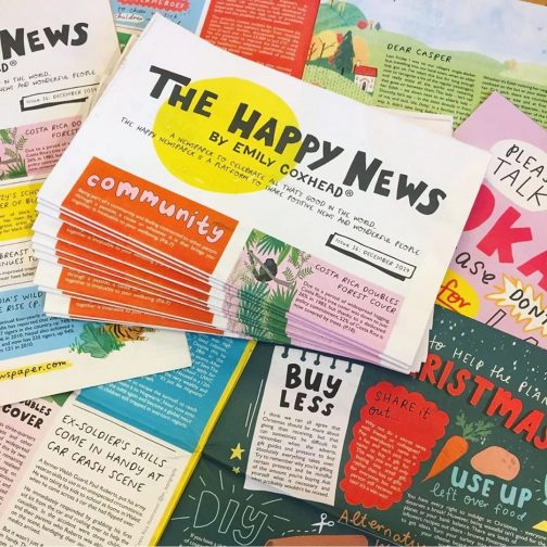 The Happy Newspaper Issue 16