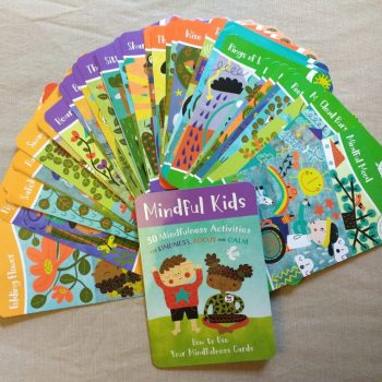 Mindful Kids – Childrens Mindfulness Activity Cards *pre-order*