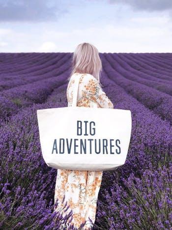 big adventures really big bag