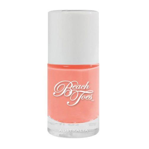 beach toes vegan nail polish