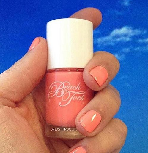 Beach Toes Endless Summer Nail Polish