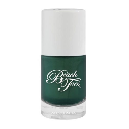 Mermaids Eyes Emerald Green Nail Polish