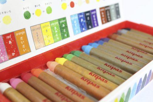 16 pack kitpas crayons