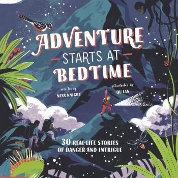 Adventure Starts at Bedtime, Ness Knight