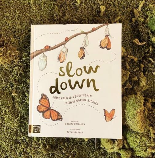 Slow Down Book