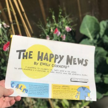 The Happy News Newspaper, Issue 18