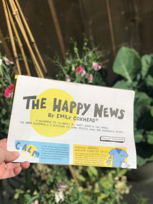 happy news issue 18