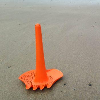 Triplet, Childrens Sand Toy (Orange)