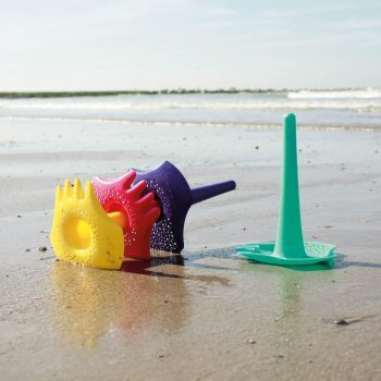 Triplet, Childrens Sand Toy (Lagoon Green)